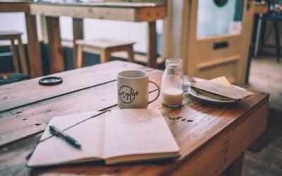 Le pouvoir de l'écriture pour avancer dans notre vie